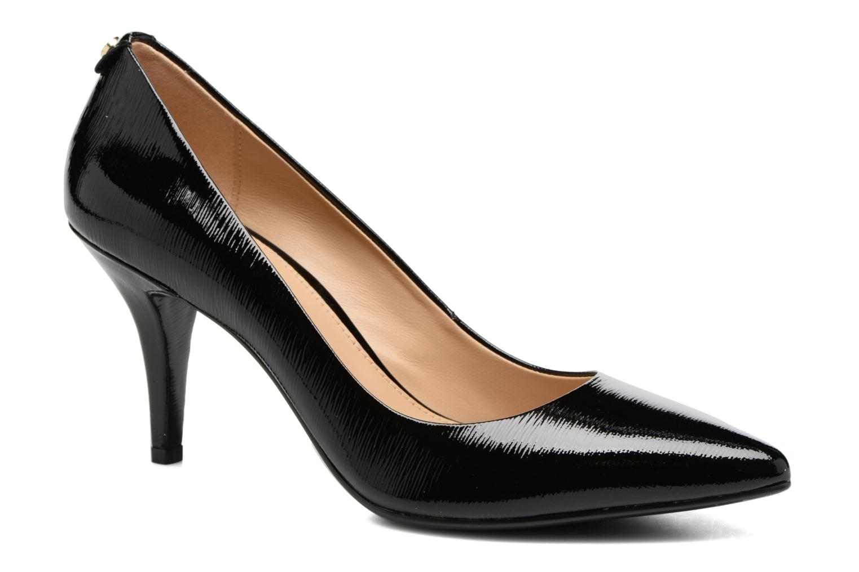 Zapatos de tacón Michael Michael Kors MK Flex Mid Pump W Negro vista de detalle / par