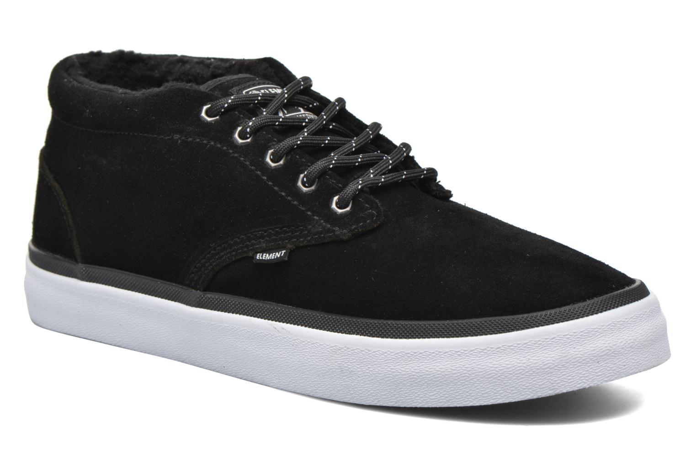 Zapatillas de deporte Element Preston Negro vista de detalle / par
