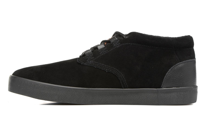 Sport shoes Element Preston Black front view