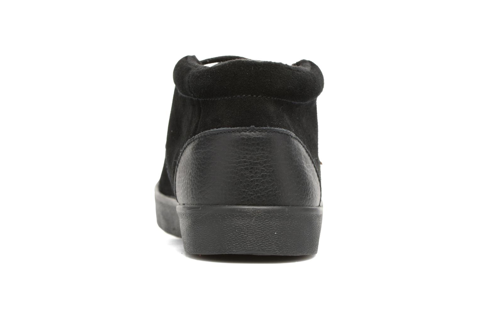 Sport shoes Element Preston Black view from the right