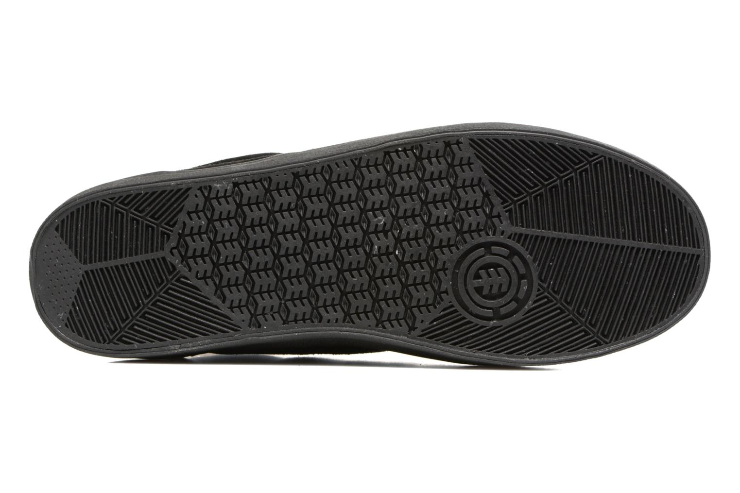 Sport shoes Element Preston Black view from above