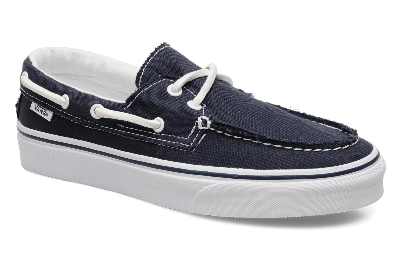 zapato del barco vans