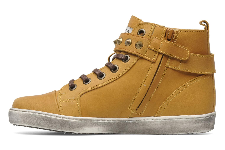 Sneakers Maa Rocker Geel voorkant