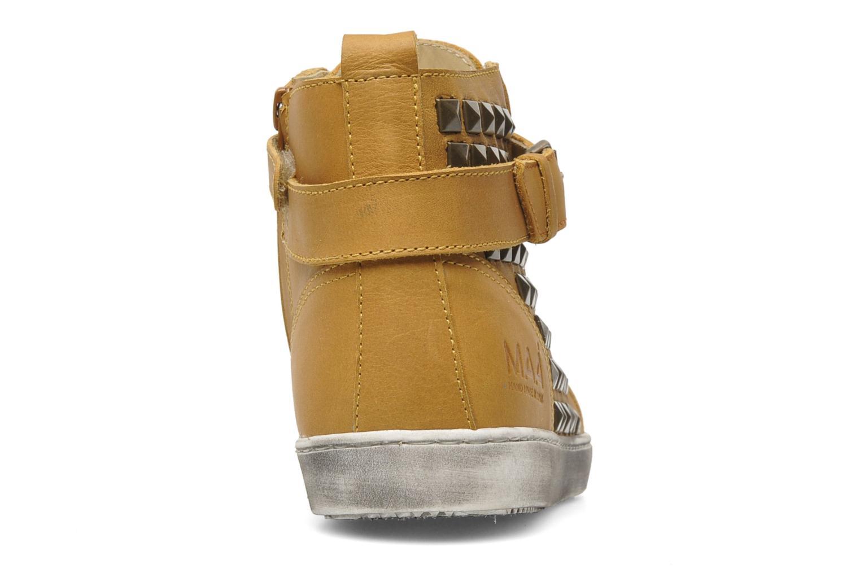 Sneakers Maa Rocker Geel rechts