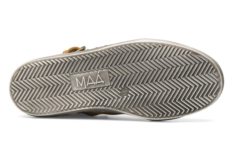 Sneakers Maa Rocker Geel boven