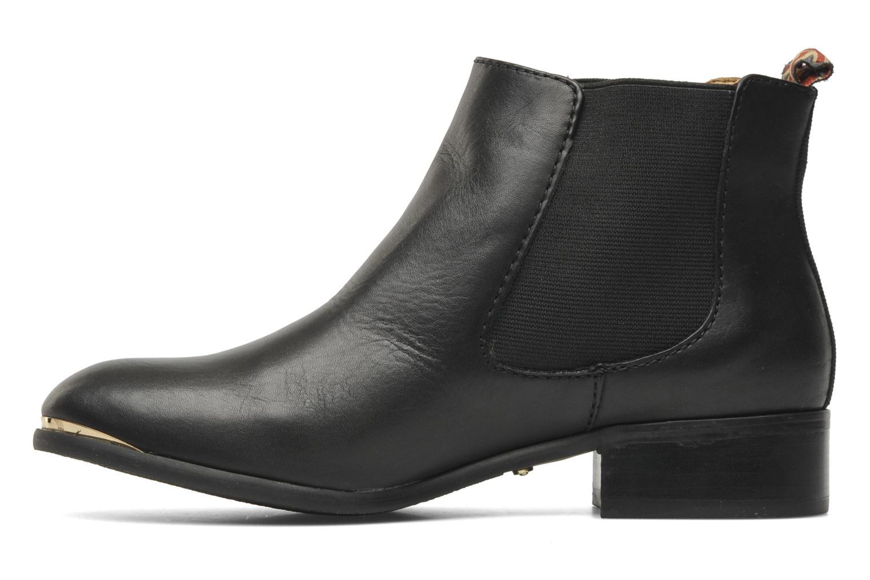 Bottines et boots Pepe jeans Columbia Noir vue face