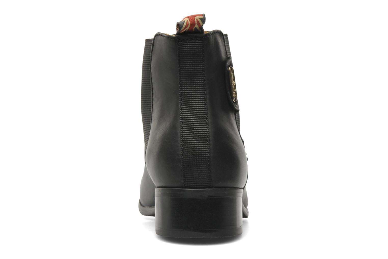 Bottines et boots Pepe jeans Columbia Noir vue droite