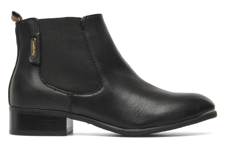 Bottines et boots Pepe jeans Columbia Noir vue derrière