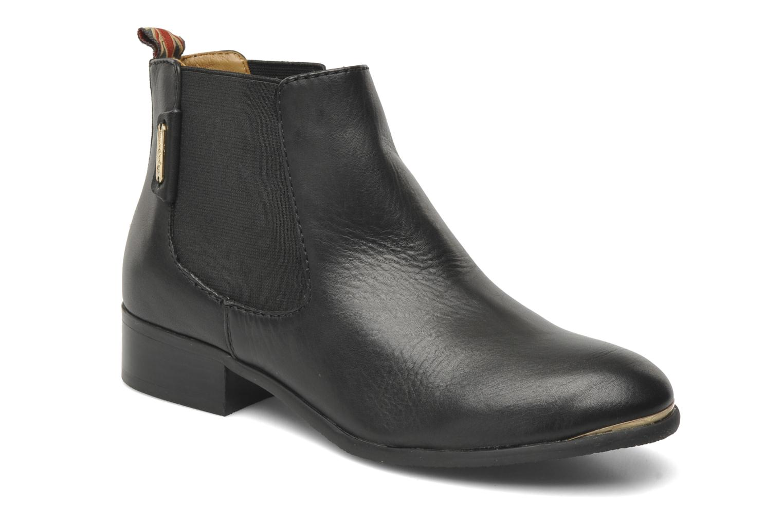 Bottines et boots Pepe jeans Columbia Noir vue détail/paire