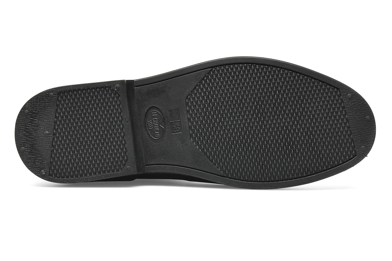 Chaussures de sport Le Chameau Alezan Toile Noir vue haut