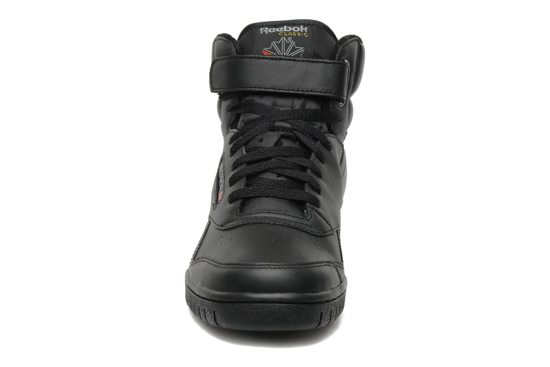 Sneakers Reebok Ex-O-Fit Hi Zwart model