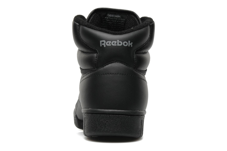 Sneakers Reebok Ex-O-Fit Hi Zwart rechts