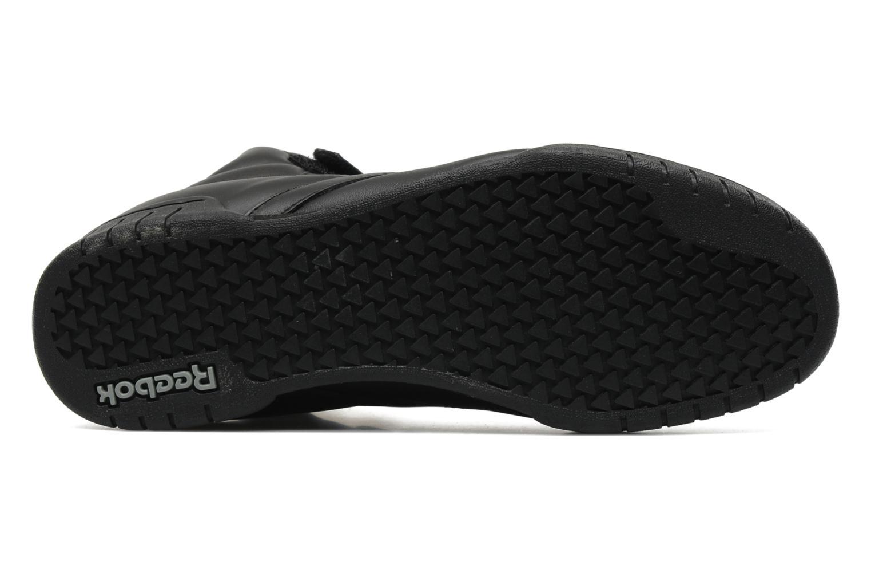 Sneakers Reebok Ex-O-Fit Hi Zwart boven