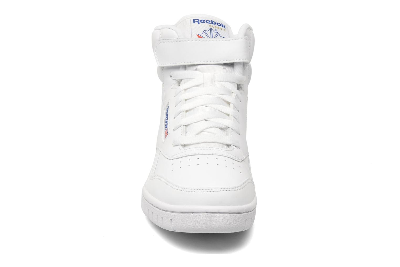 Ex-O-Fit Hi White Int
