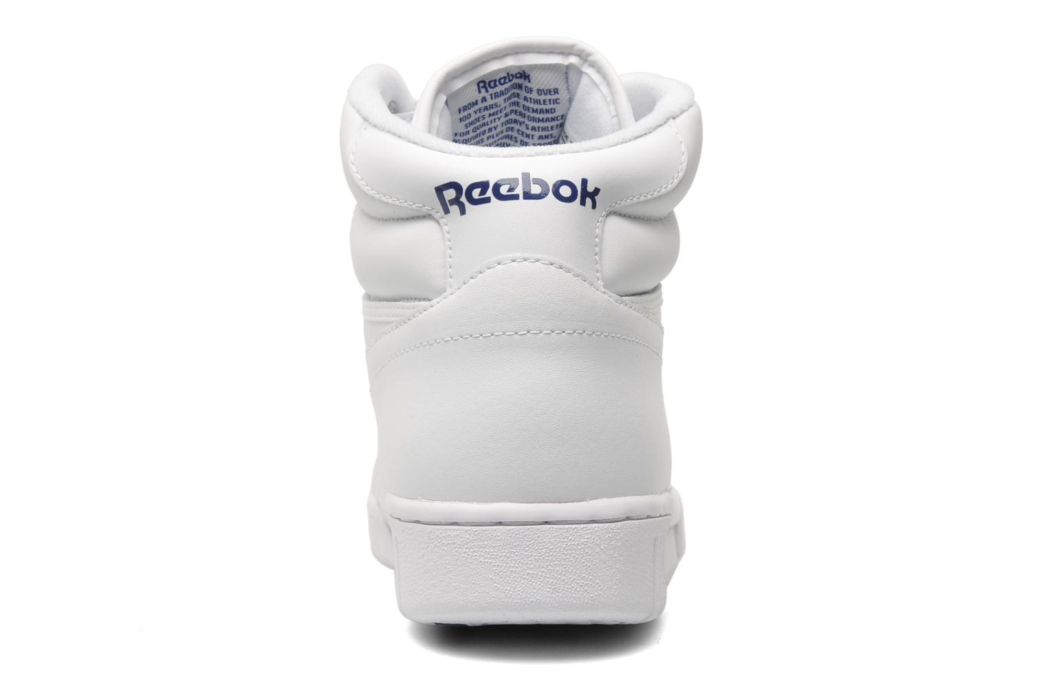 Sneakers Reebok Ex-O-Fit Hi Wit rechts