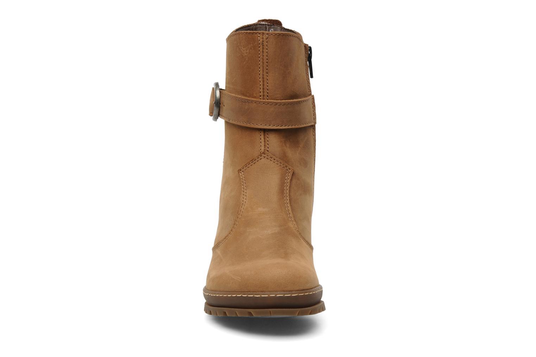Bottines et boots Art Oslo 505 Marron vue portées chaussures