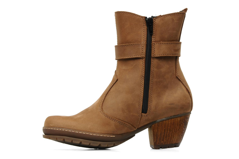 Bottines et boots Art Oslo 505 Marron vue face