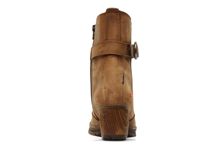 Bottines et boots Art Oslo 505 Marron vue droite