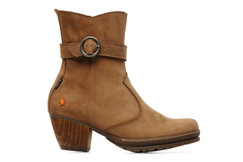 Bottines et boots Art Oslo 505 Marron vue derrière