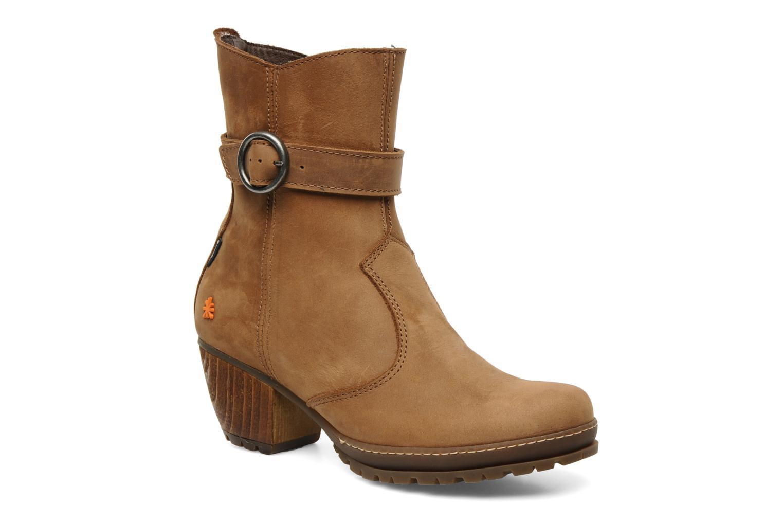 Bottines et boots Art Oslo 505 Marron vue détail/paire
