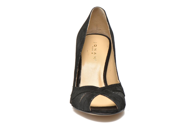 High heels Jonak Acide Black model view