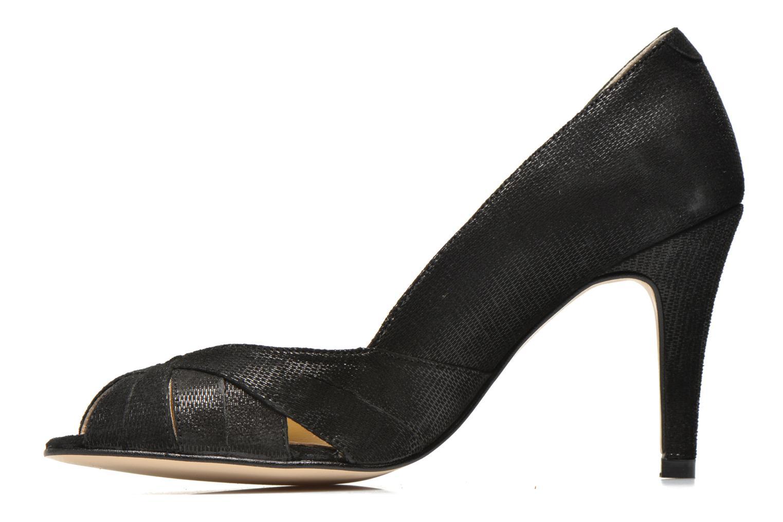 High heels Jonak Acide Black front view