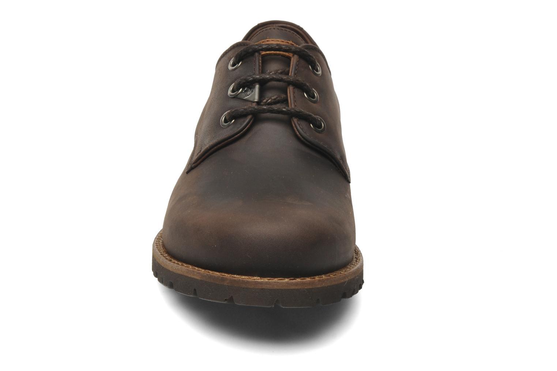 Chaussures à lacets Panama Jack Soho Marron vue portées chaussures