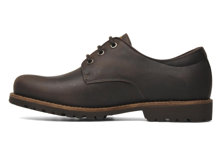 Chaussures à lacets Panama Jack Soho Marron vue face