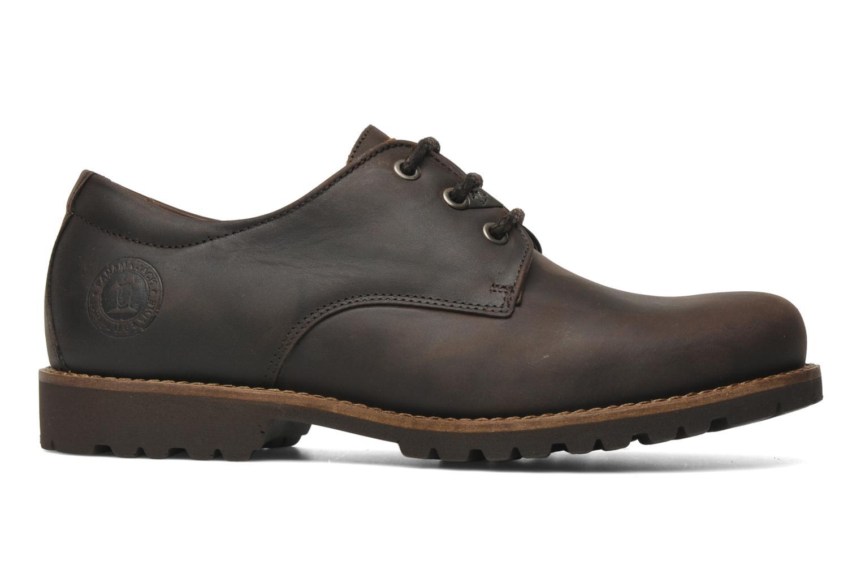 Chaussures à lacets Panama Jack Soho Marron vue derrière