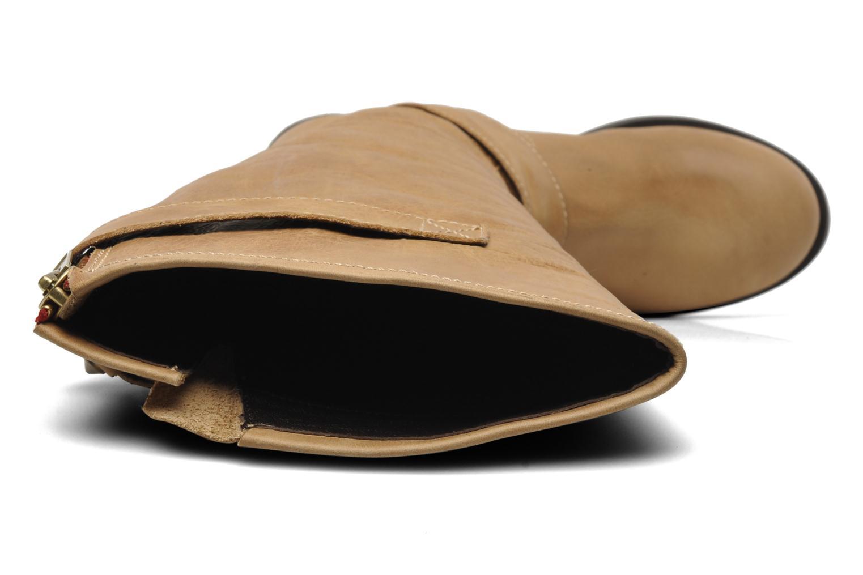 BARTON Cognac leather