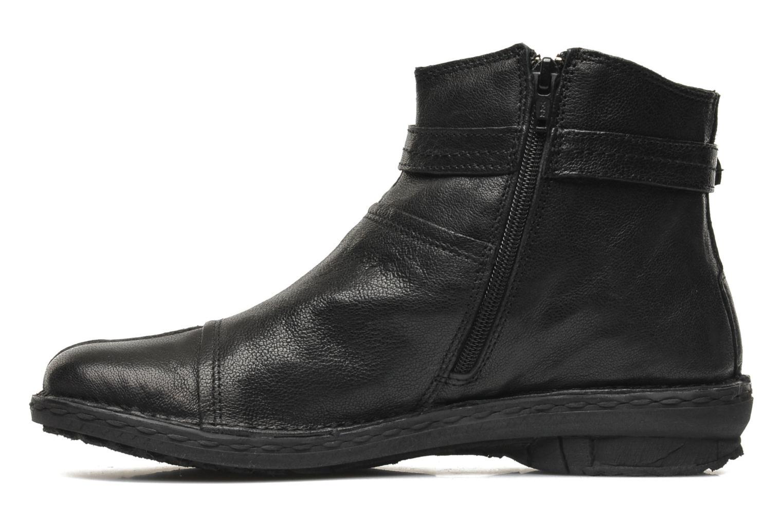 Boots en enkellaarsjes Khrio Artimino Zwart voorkant