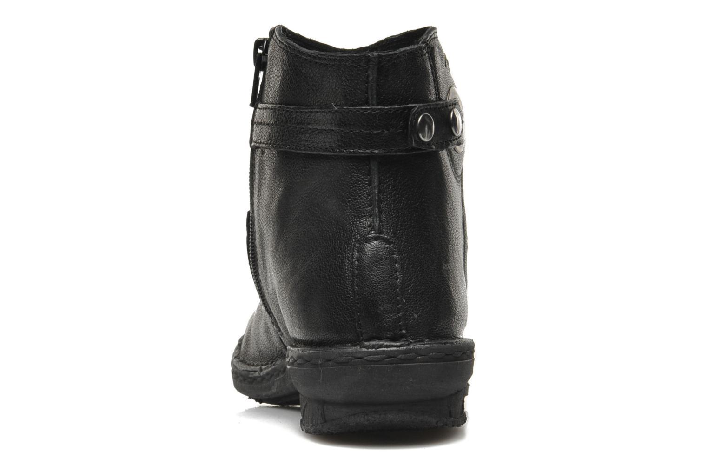 Boots en enkellaarsjes Khrio Artimino Zwart rechts