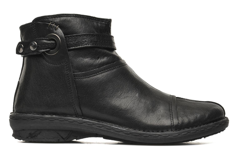 Boots en enkellaarsjes Khrio Artimino Zwart achterkant