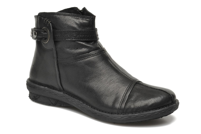 Boots en enkellaarsjes Khrio Artimino Zwart detail