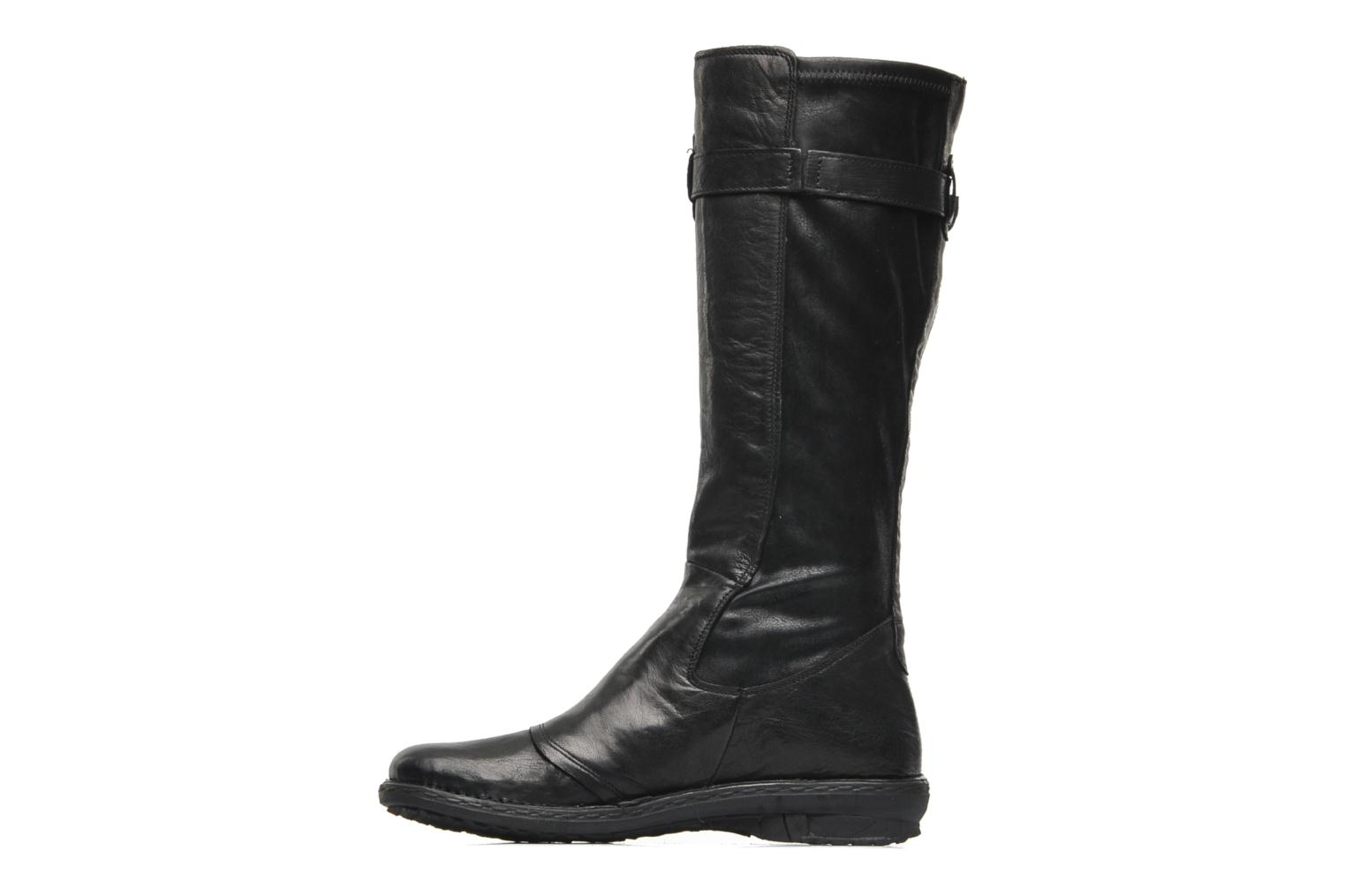 Boots & wellies Khrio Bergame Black front view