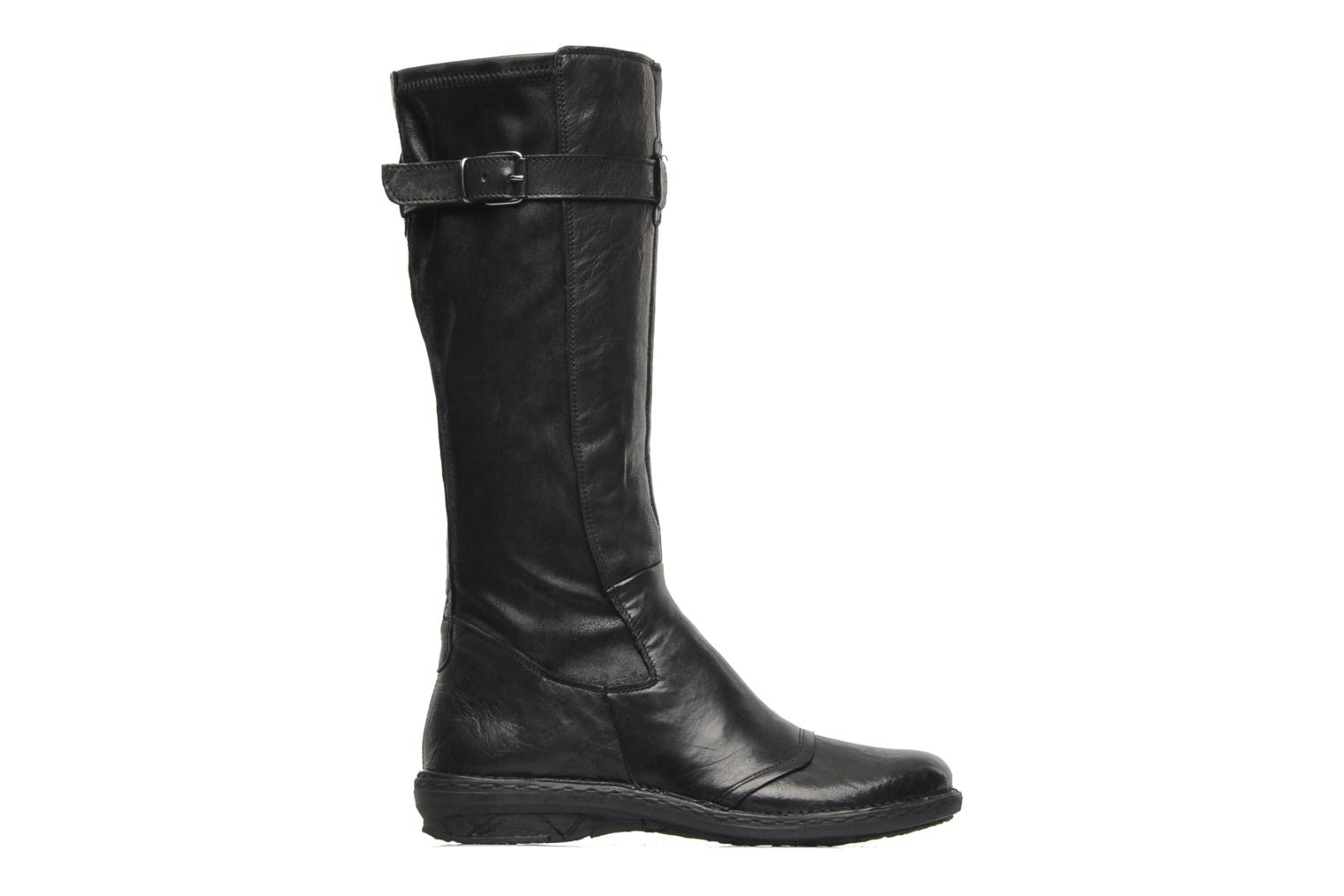 Boots & wellies Khrio Bergame Black back view
