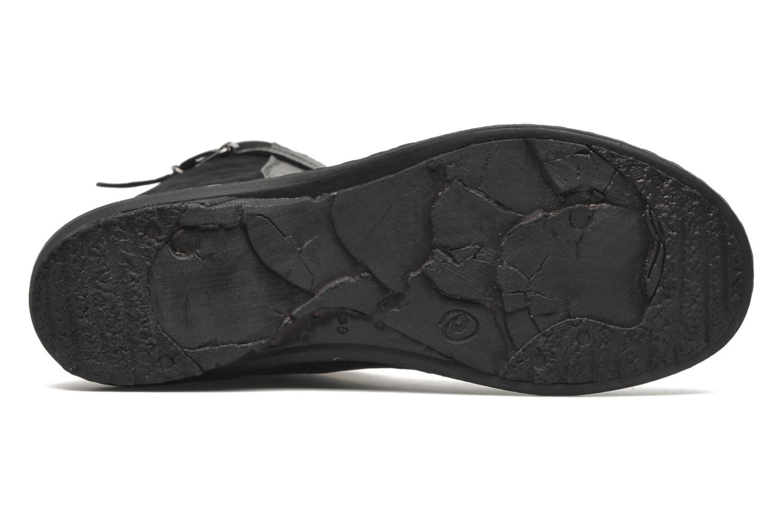 Laarzen Khrio Bergame Zwart boven