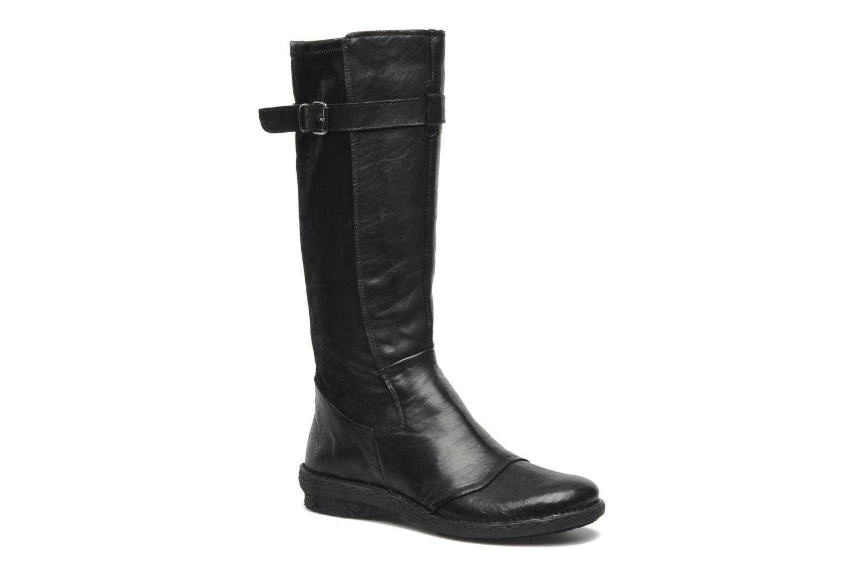 Stiefel Khrio Bergame schwarz detaillierte ansicht/modell