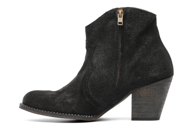 Boots en enkellaarsjes Eden Celil Zwart voorkant