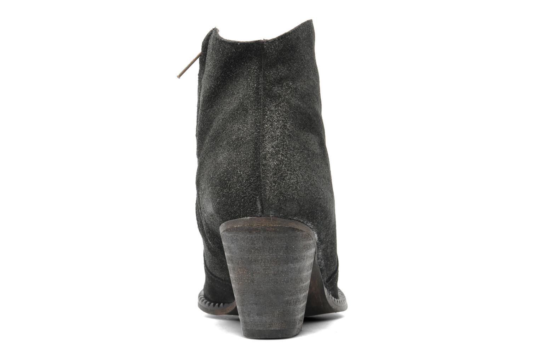 Boots en enkellaarsjes Eden Celil Zwart rechts