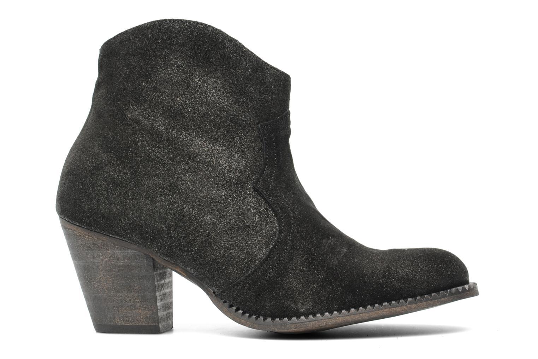 Boots en enkellaarsjes Eden Celil Zwart achterkant