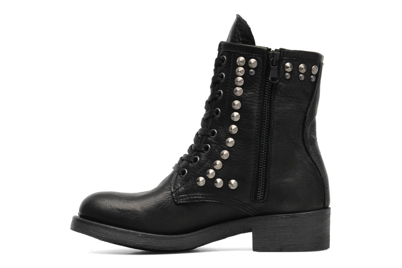 Boots en enkellaarsjes Eden Dilek Zwart voorkant
