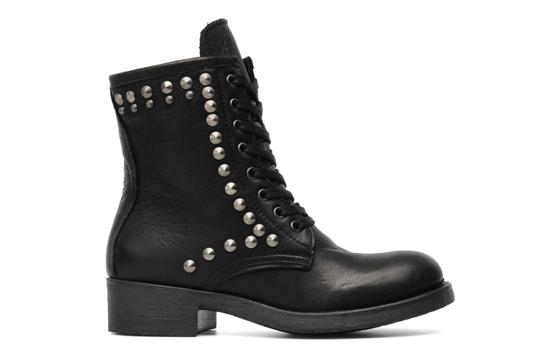 Boots en enkellaarsjes Eden Dilek Zwart achterkant