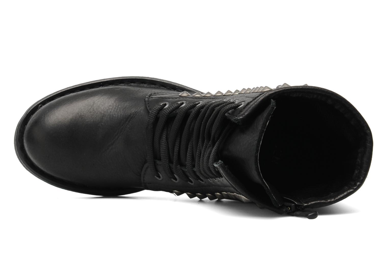 Boots en enkellaarsjes Eden Dilek Zwart links