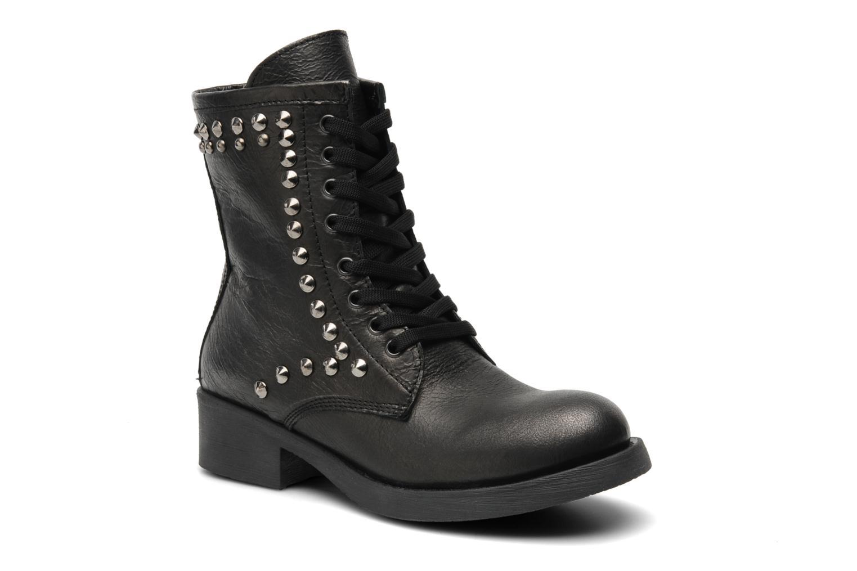Bottines et boots Eden Dilek Gris vue détail/paire