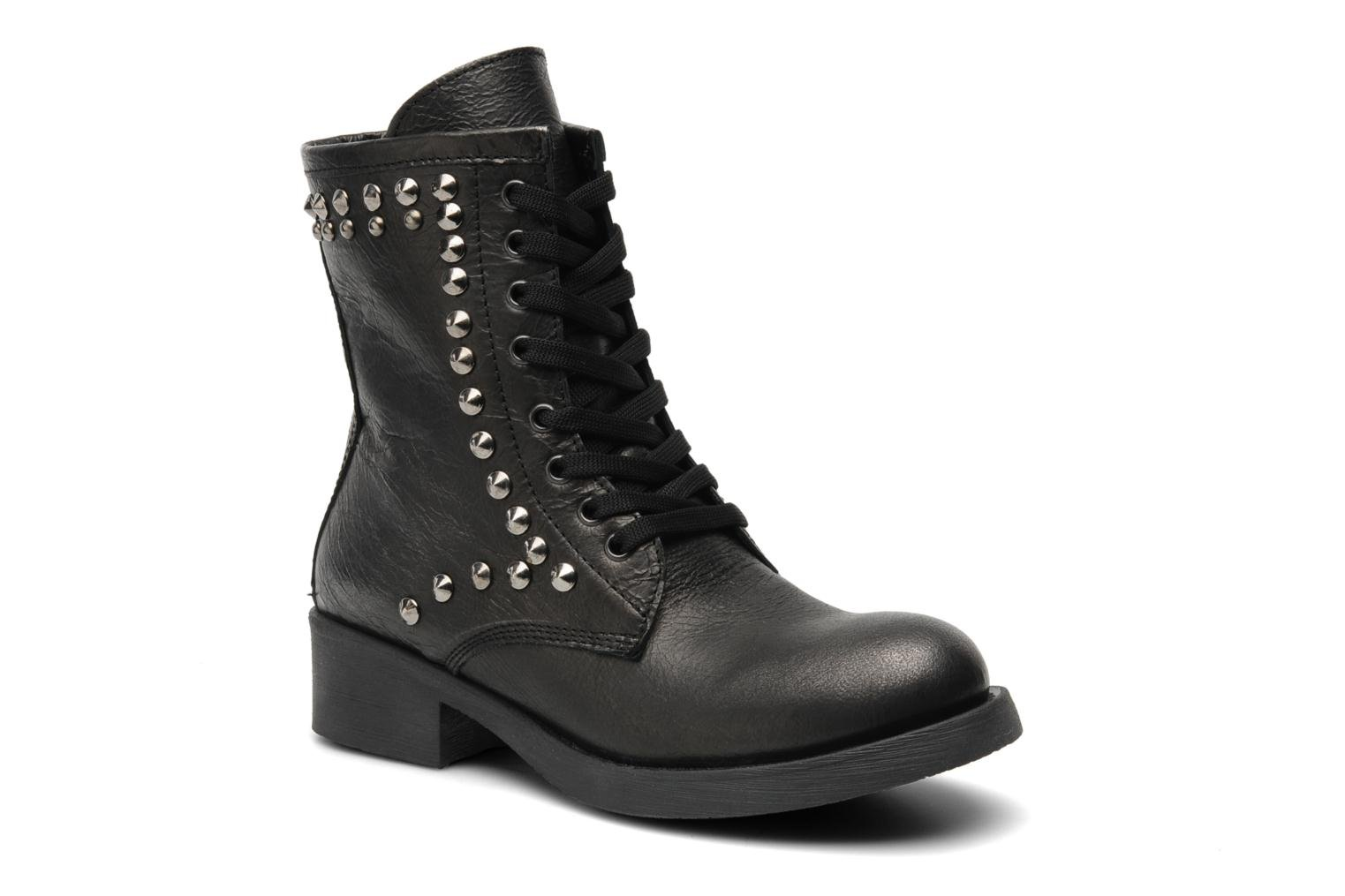 Ankle boots Eden Dilek Grey detailed view/ Pair view
