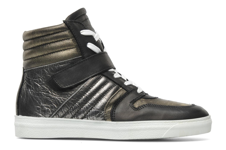 Sneakers Eden Cafer Svart bild från baksidan