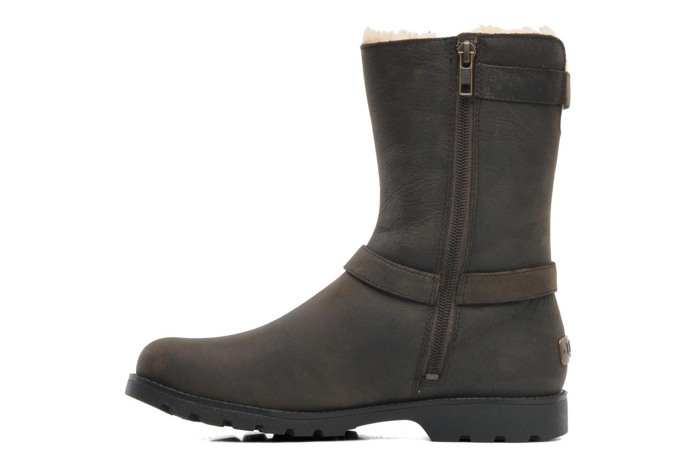 Boots en enkellaarsjes UGG Grandle Bruin voorkant