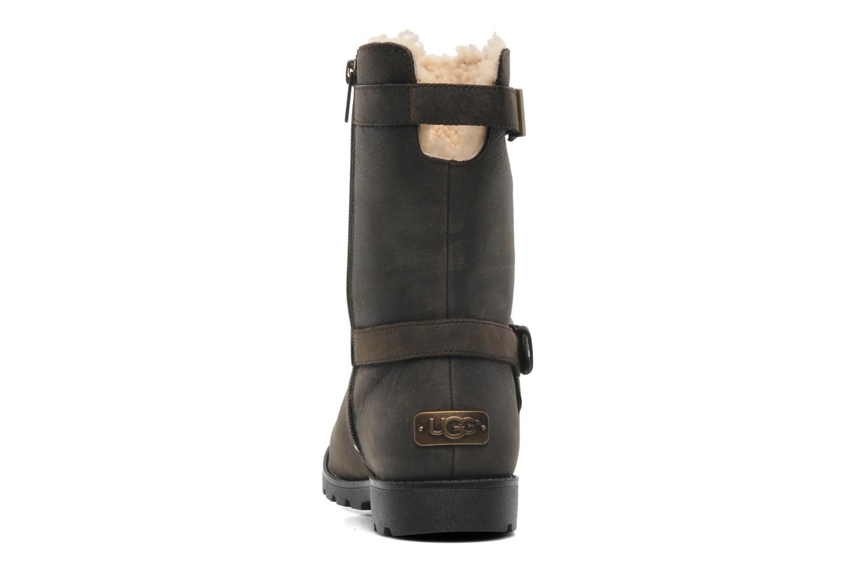 Bottines et boots UGG Grandle Marron vue droite