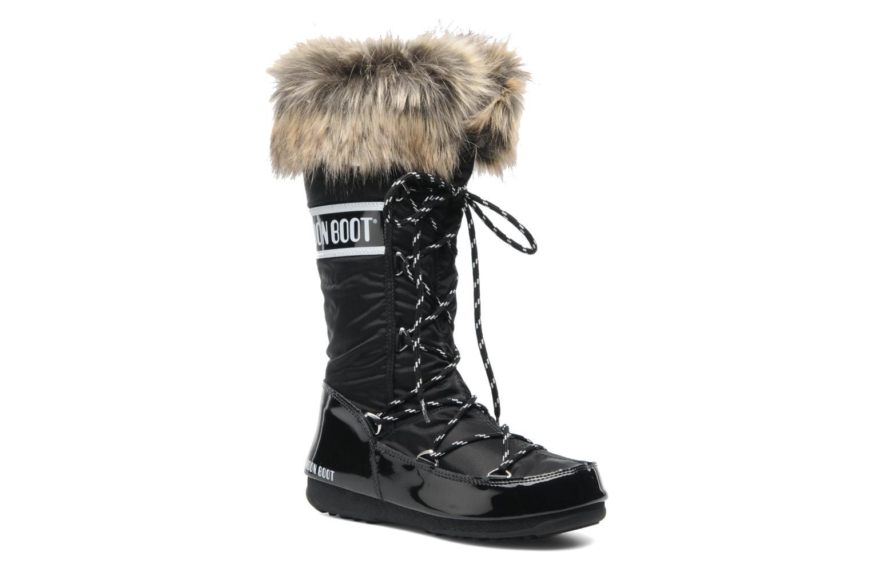 Grandes descuentos últimos zapatos Moon Boot Monaco (Negro) - Botas Descuento